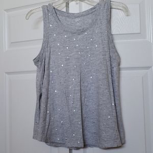 """Gap """"Easy Tee"""" Relaxed Tank Top"""